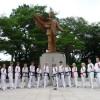 Ahn Joong-Gun standbeeld