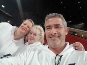 Joong-Gun op de Open Haaglanden 2018 coaches